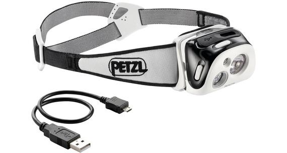 Petzl Reactik Headlamp Black
